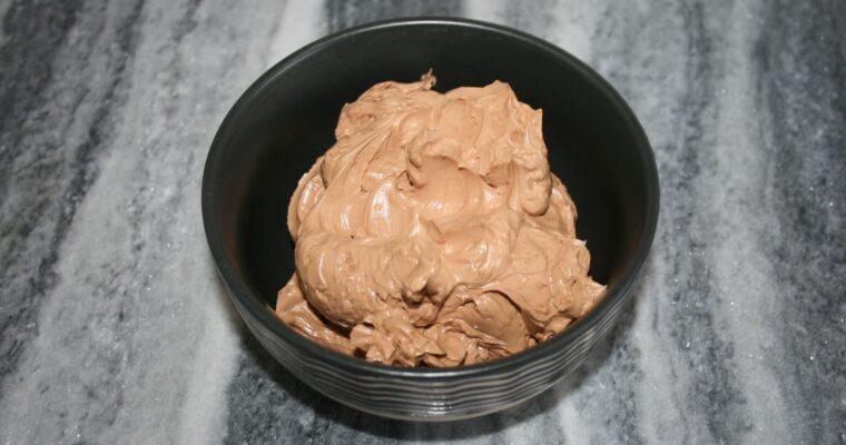 Chocolade botercrème