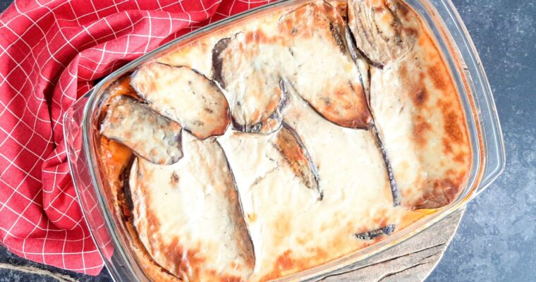 Griekse moussaka
