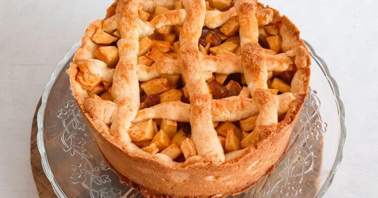 Klassieke appeltaart