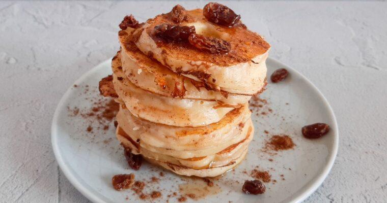 Appelschijf pannenkoekjes